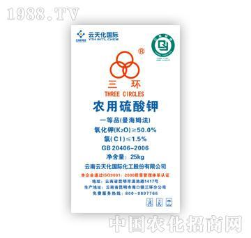 云天化-农用硫酸钾一等品(25kg)