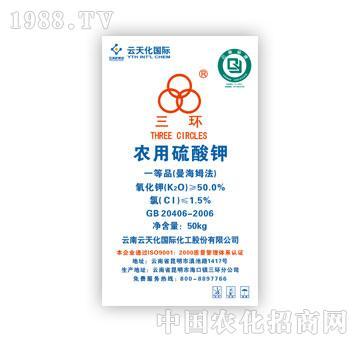云天化-农用硫酸钾一等品(50kg)