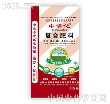中磷化-复合肥料40%