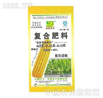 禾木-复合肥料28-6-6