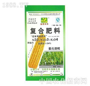 禾木-复合肥料30-0-4