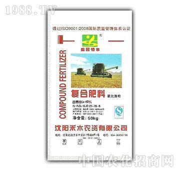 禾木-复合肥料25-15-5