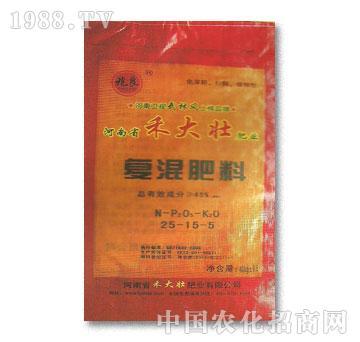 禾大壮-25-15-5复混肥料