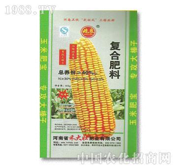 禾大壮-40%复合肥料