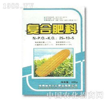 禾大壮-25-13-5复合肥料