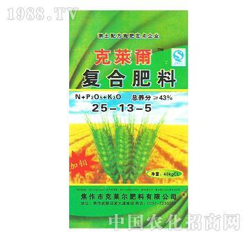 克莱尔-复合肥料25-13-5