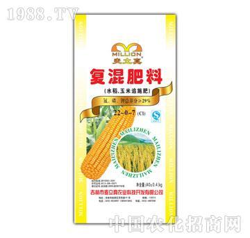 麦立真-氮钾追施肥