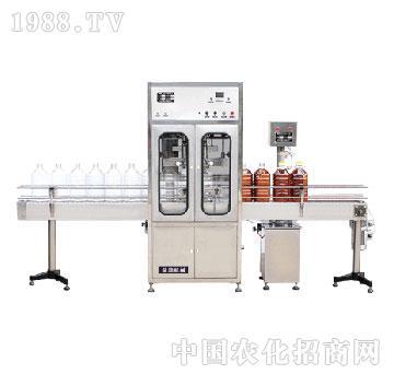 益华-ZLDG系列全自动液体定量灌装机
