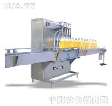 益华-ZQG自动定量液体灌装机