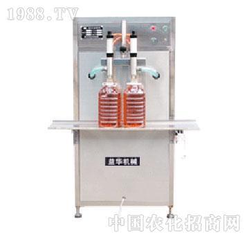 益华-BLDG系列半自动液体灌装机