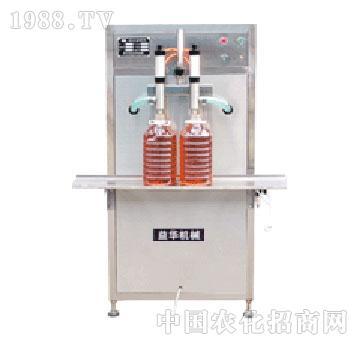 益华-BSGL系列半自动液体灌装机