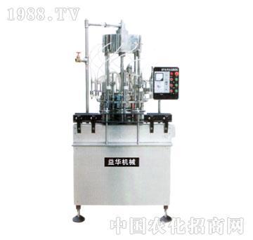 益华-GFP-12型全自动负压灌装机