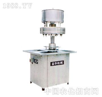 益华-GCP-12型万能液体灌装机