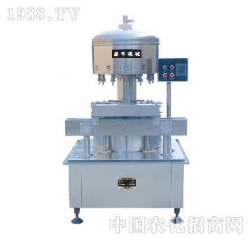 益华-GCP-12型等压自动灌装机
