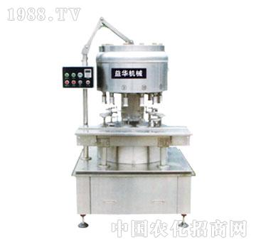 益华-CP-12B型半自动液体定量灌装机