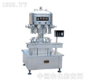 益华-GCP-12型外调半自动灌装机