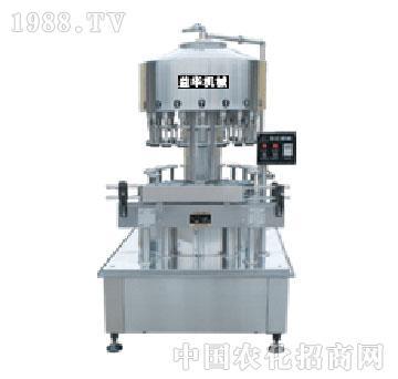 益华-GDP-12A型全自动负压灌装机