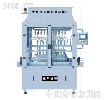 益华-GZP-10型直线灌装机