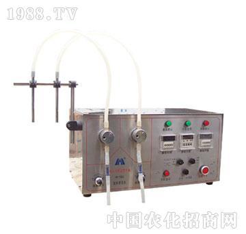 鸿展-双头液体电动灌装