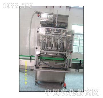 鸿展-全自动液体灌装机