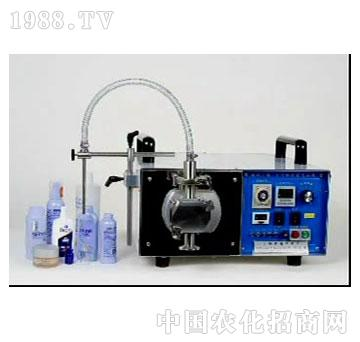 鸿展-磁力泵液体灌装机