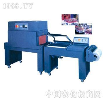 鸿展-L型封切收缩连体包装机