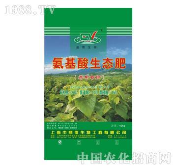 益微-生物有机配方肥(桑树专用)