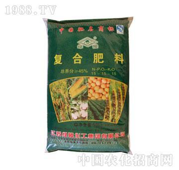 绿陵-45%复合肥绿包