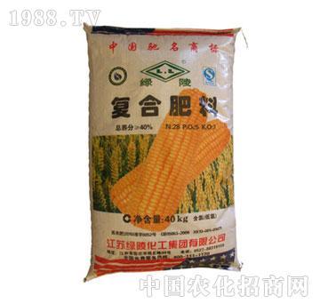 绿陵-40%复合肥(28-5-7)