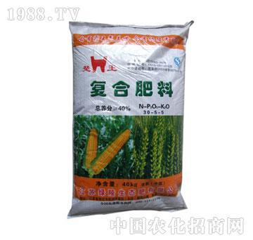 绿陵-40%楚王复合肥(30-5-5)