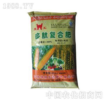 绿陵-40%楚王多肽肥(28-5-7)