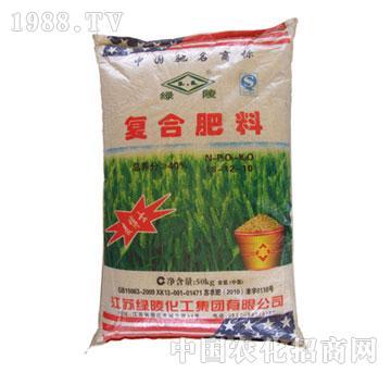 绿陵-40%复合肥(18-12-10)