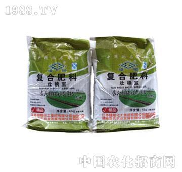 绿陵-40%袁氏壮秧宝(20-8-12)