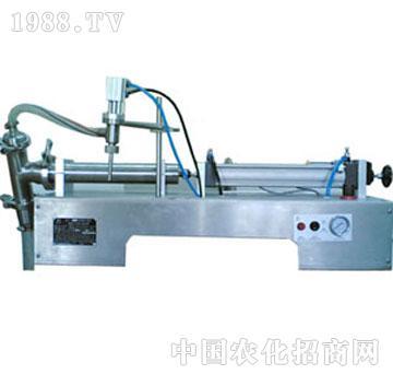 佳诚-GFC型单头液体灌装机