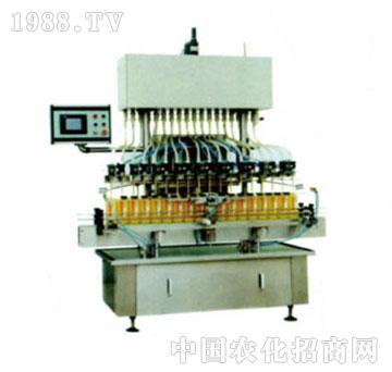 友联-YGA-B系列全自动直列式液体灌装机