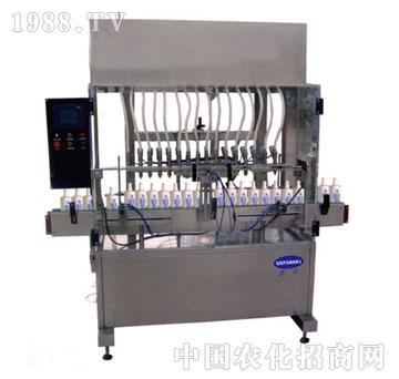 友联-YGA16-A型全智能直列式液体灌装机