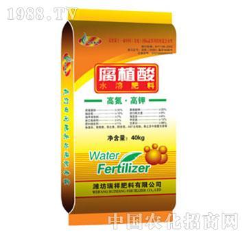 瑞祥-高氮高钾腐植酸水