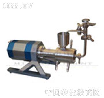 易勒-esw-750型实验室果盘砂磨机佛教合金卧式图片