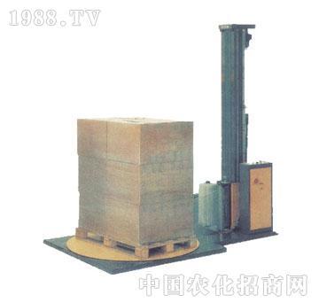 龙耀-YX-700A型自动拉伸薄膜捆扎机