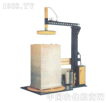 龙耀-YX-700B型自动拉伸薄膜捆扎机