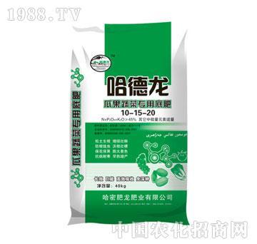 肥龙-哈德龙瓜果蔬菜专用底肥
