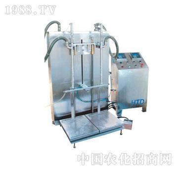 汇拓-FW-2-30S称重液体灌装机
