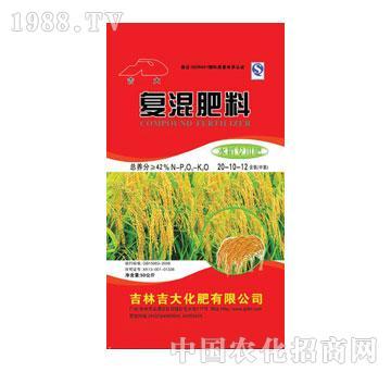 吉大-水稻专用肥42(20-10-12)