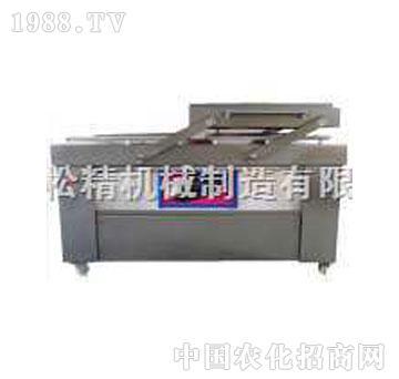 松精-SJ-600-2S600双室真空包装机