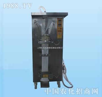 松精-SJ-ZF1000液体包装机