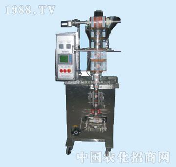松精-SJ-60BF背封粉剂自动包装机