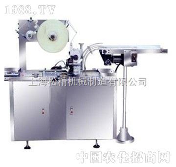 松精-SJ-160型三维透明膜包装机