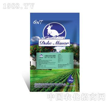 GNT高氮钾型大量元素