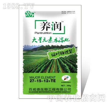 27-15-12养润大量元素水溶肥