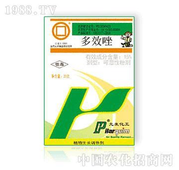 统联-15%多效唑可湿性粉剂